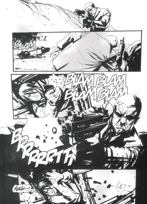 Snapshot - MEG 328 - Script Andy Diggle Art Jock Copyright Andy Diggle and Jock